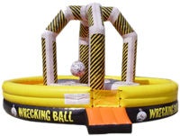 Wrecking Ball Interactive Inflatable Rental Pennsylvania