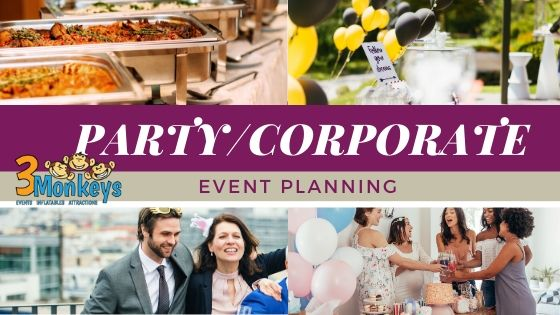 Party & Corporate Event Planning York