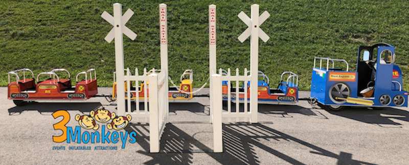 Trackless Train Rentals York Pa