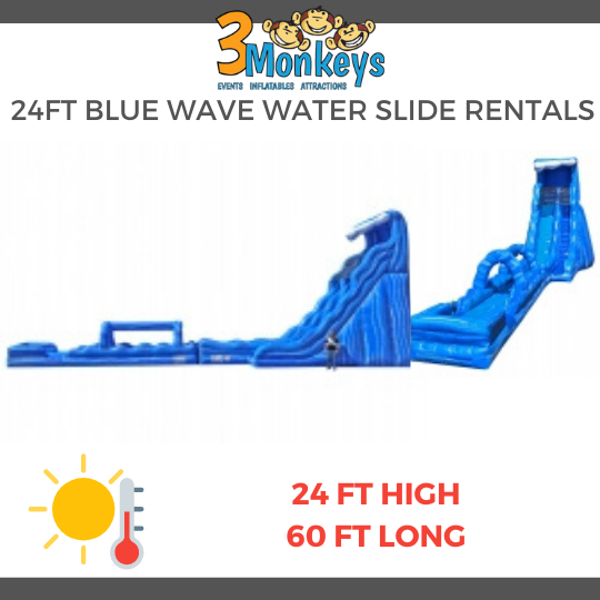 Water Bounce Houses for rent Lancaster near me