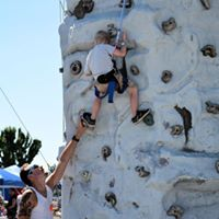 Team Building Rock Wall Rentals