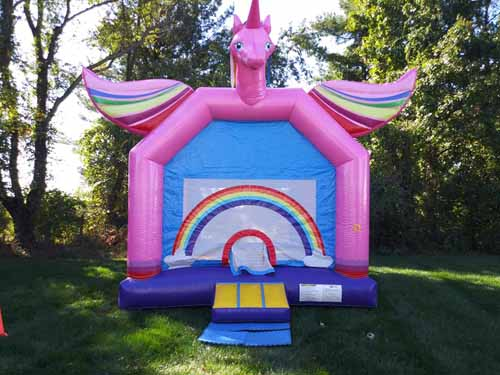 Akron Bounce House and Waterslide Rentals