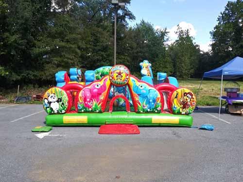 Animal Kingdom Toddler Inflatable Harrisburg PA