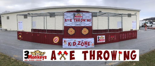 Axe Throwing Trailer Rental near me