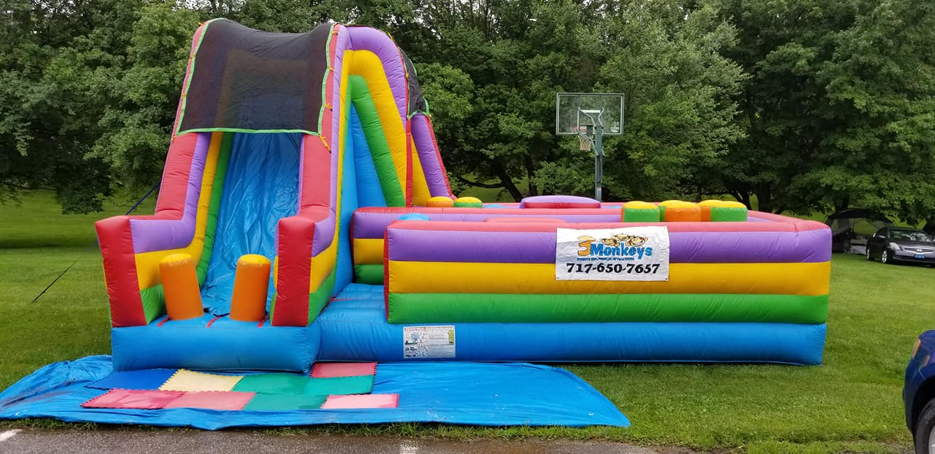 Jacobus Obstacle Course Rentals