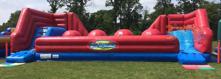 Big Red Baller for graduation Party