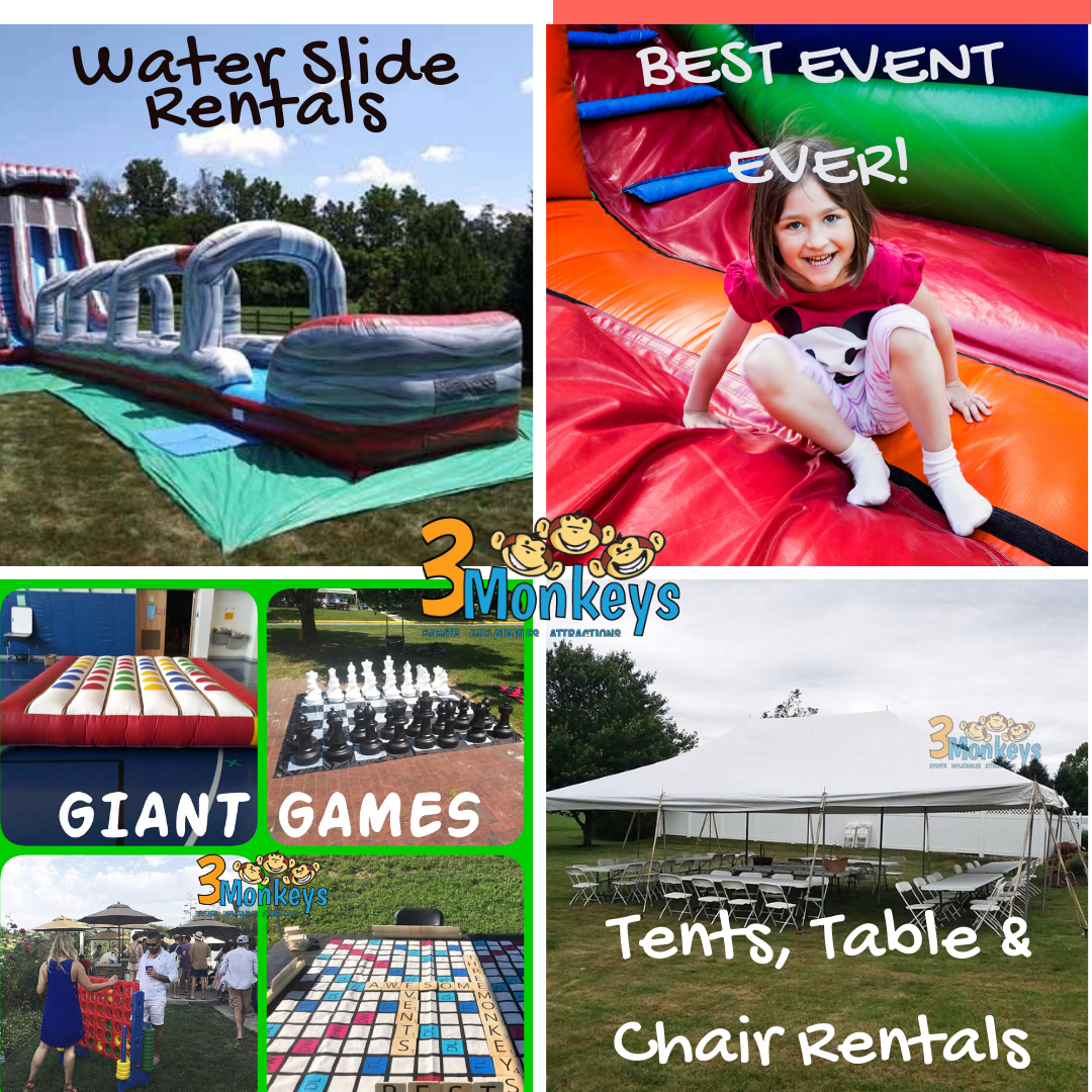 Water Slide Rental Lititz PA