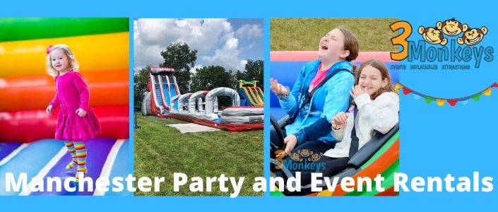 Bounce House Rentals Manchester