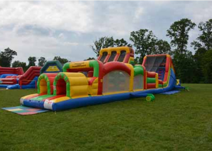 Boiling Springs Obstacle Course Rentals Near Me
