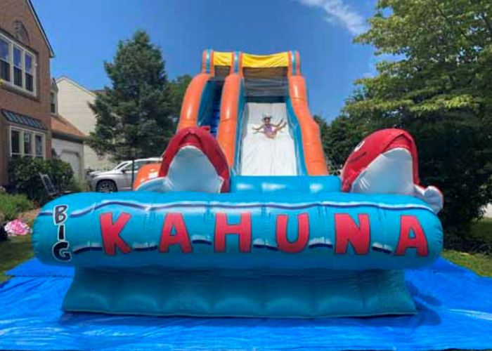 Boiling Springs Kahuna Water Slide Rental Near Me