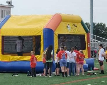 Bounce House Rentals by 3 Monkeys Inflatlables in Denver, PA