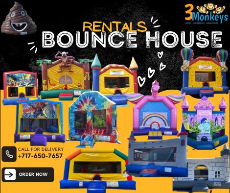 York Bounce House Rentals near me