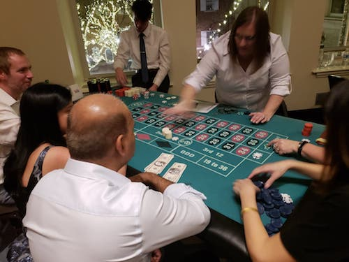 Casino Event Rentals PA and MD