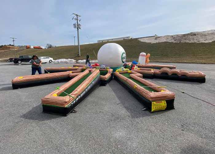Inflatable Mini Golf Rentals Near Me