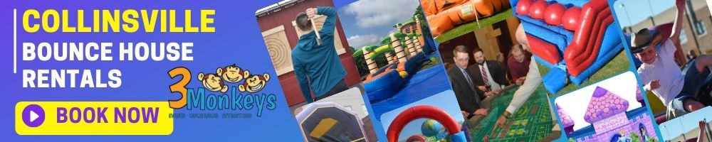 Collinsville Bounce House Rentals near me