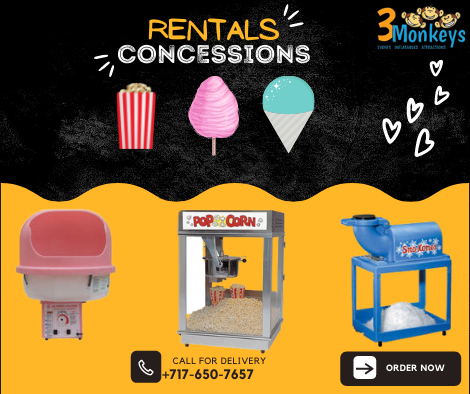 Concessions for Rent York near me