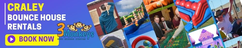Craley Bounce House Rentals near me