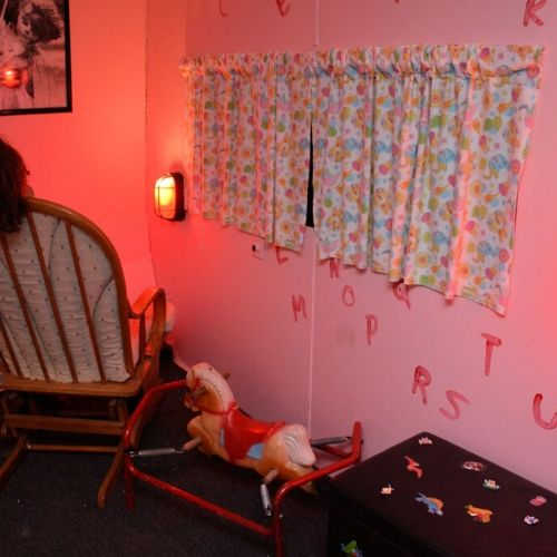 Creepy Nursery Escape Room