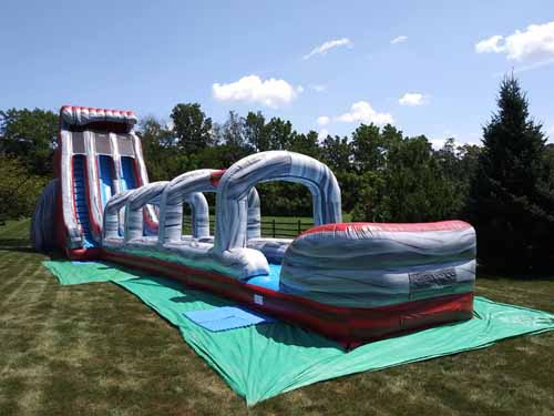 Dauphin Water Slide Rentals near me