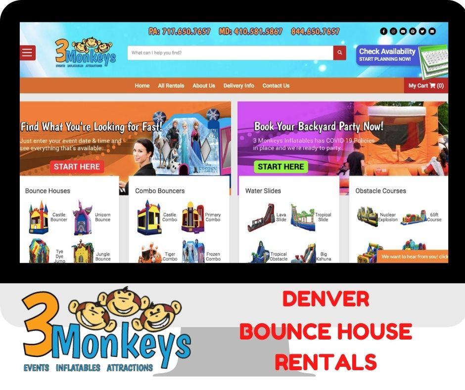 Denver Party Rentals