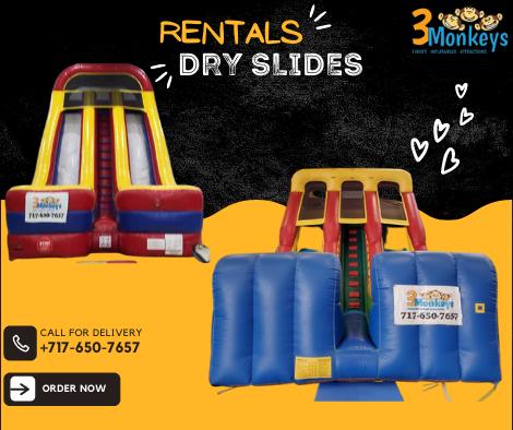 Inflatable Slide Rentals York near me