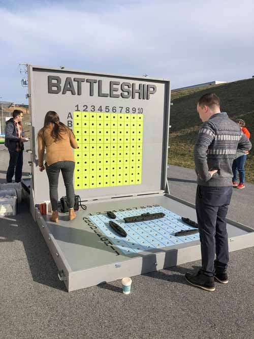 Giant Battleship Rental near me