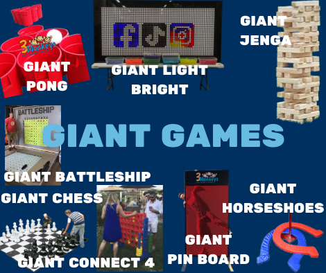 GIANT GAME RENTALS RED LION NEAR ME