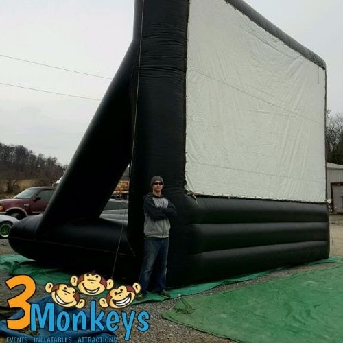 Giant Movie Screen Rental near me