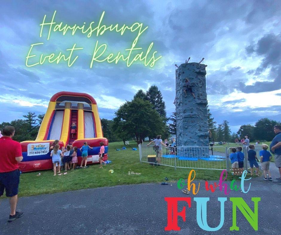 Event Rentals in Harrisburg Pa