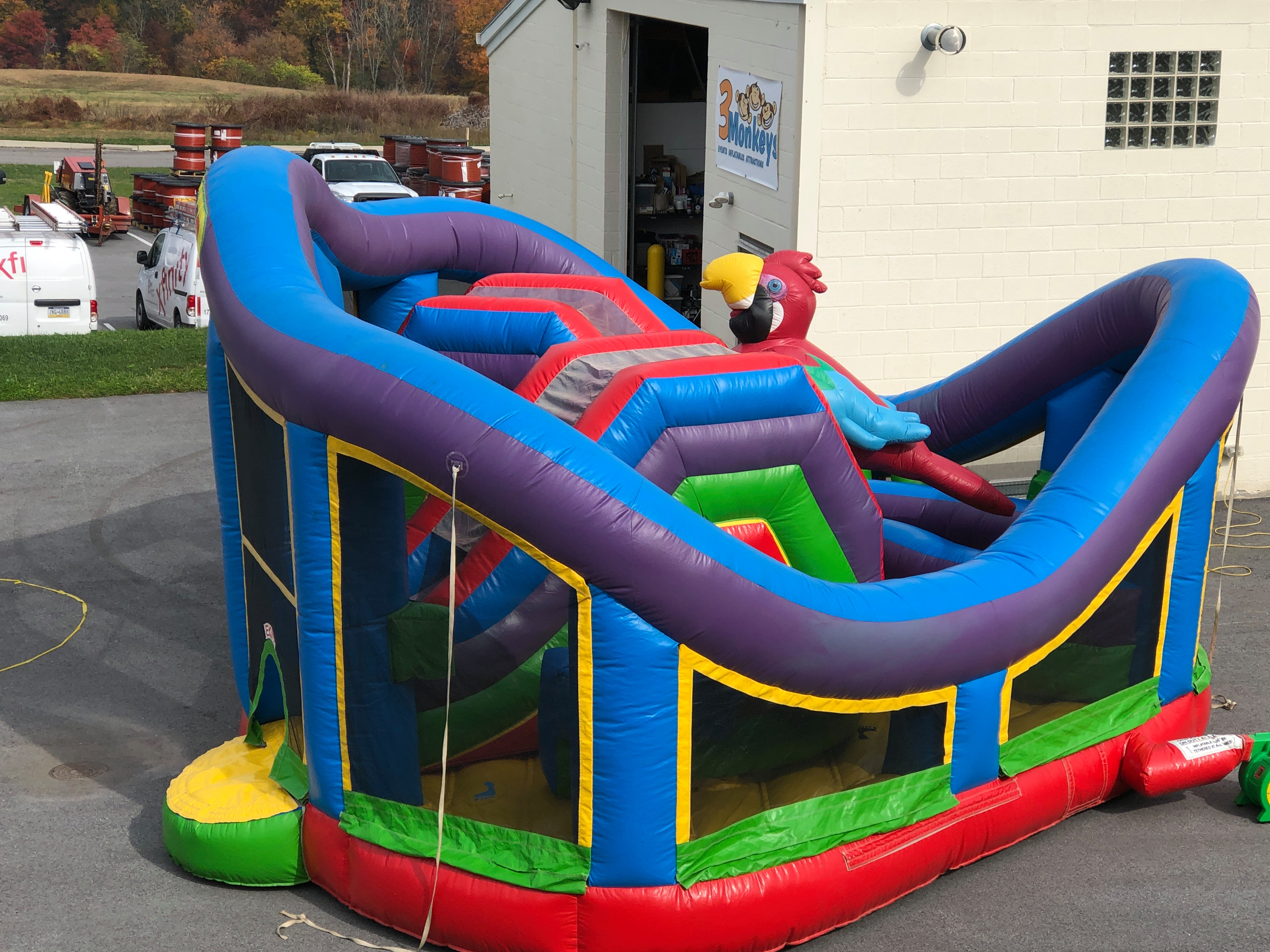 Middletown Obstacle Course Rental near me