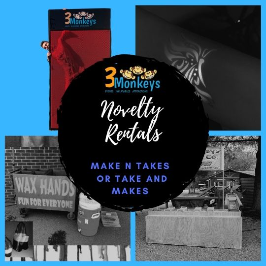 Make and Take Rentals York