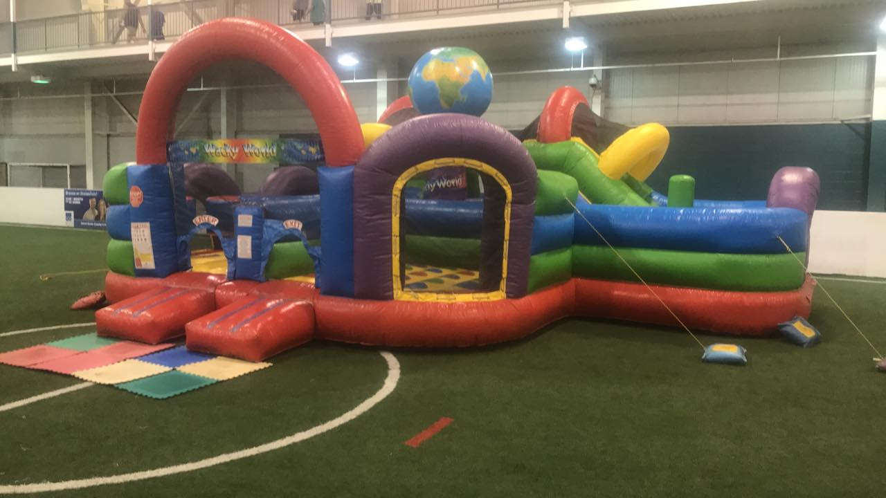 PA Obstacle Course Rentals near me