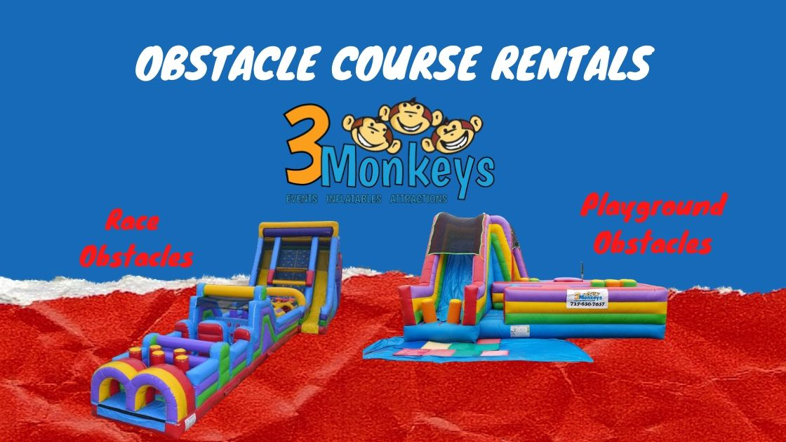 Obstacle Course Rentals Baltimore