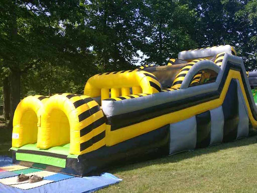 Lancaster 45ft Incline Obstacle Course Rentals Near Me