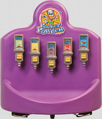 Pucker Powder Mini Machine Rental
