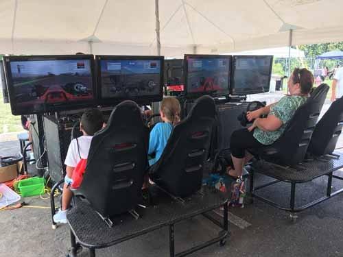 Racing Simulators rental