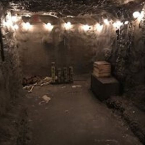 Temple Ruins Escape Room Rental Lancaster
