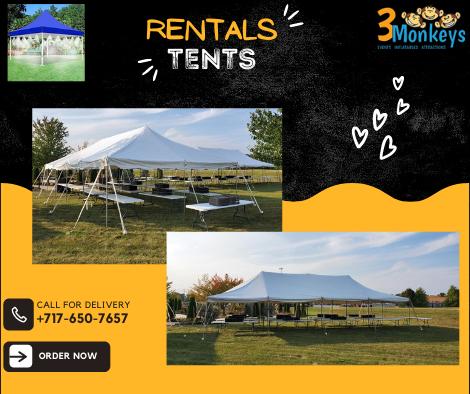 Tents Rentals York near me