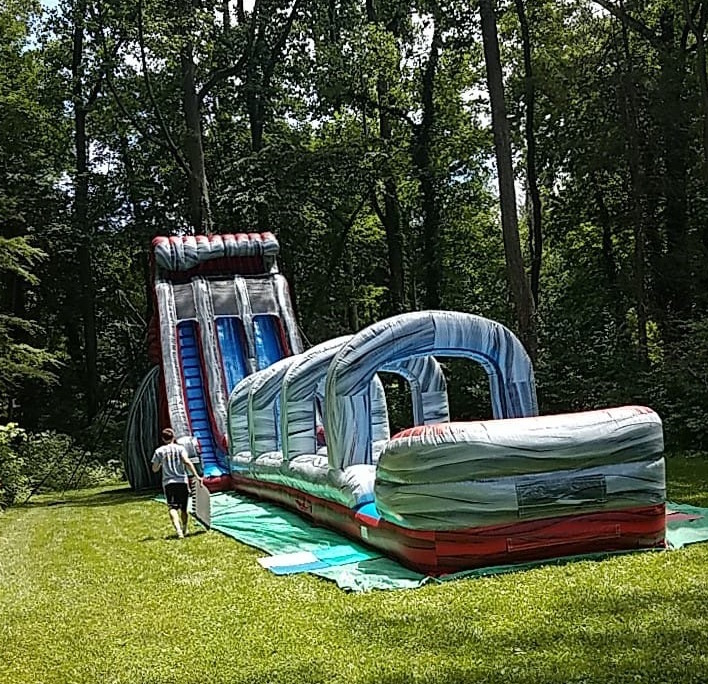 Dallastown Water Slide Rentals near me
