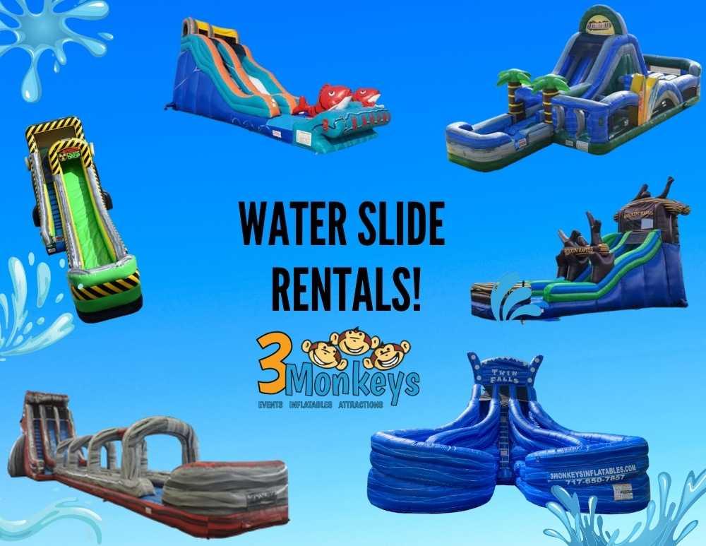 York Water Slide Rentals near me