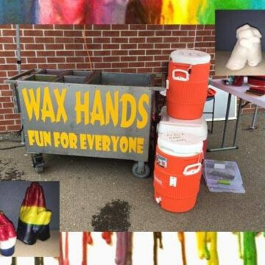 Wax Hands Rentals near me
