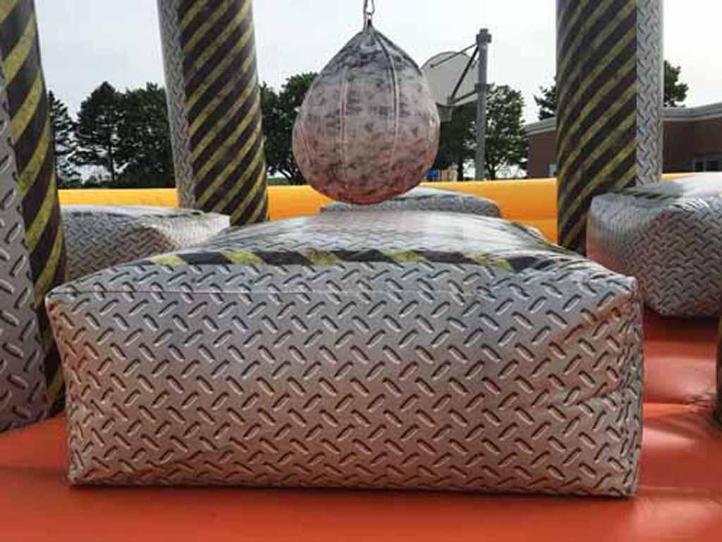 Lancaster Wrecking Ball Interactive Inflatable Rentals Near Me