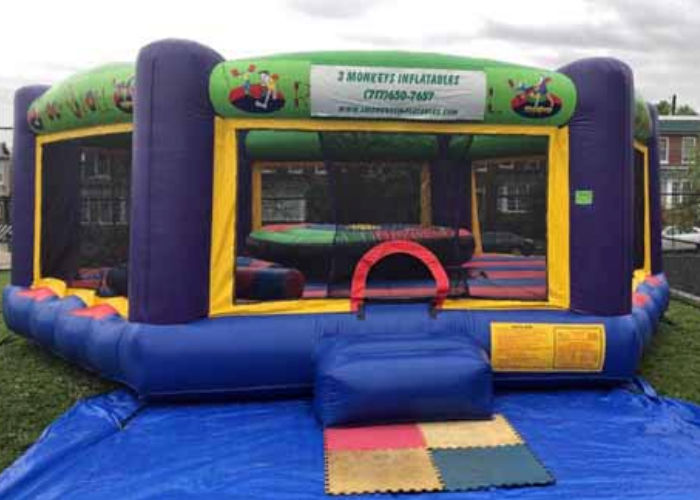 Yorkana Bounce House and Interactive Inflatable Rentals Near Me