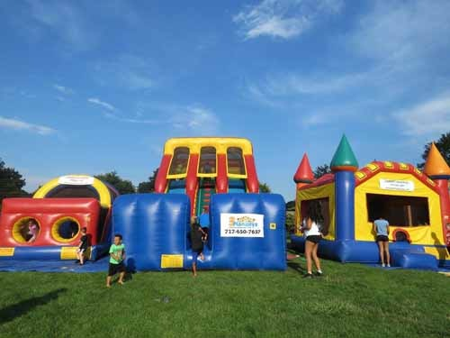 Delta Bounce House and Party Rentals
