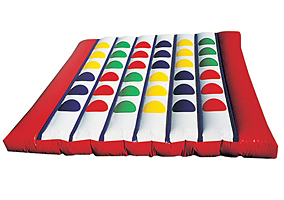 Twister Oversized Game Rental for Graduation Parties