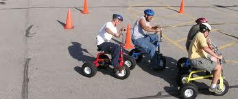 Wacky Trikes for Graduation Parties