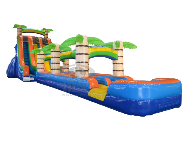 New 22 Tropical Slide (#35A & #35B)