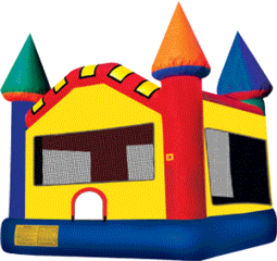 Castle Bounce House (#23)