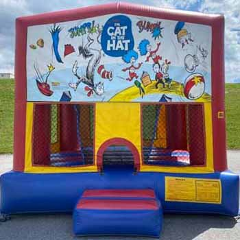 Dr Seuss Bounce House (#25)