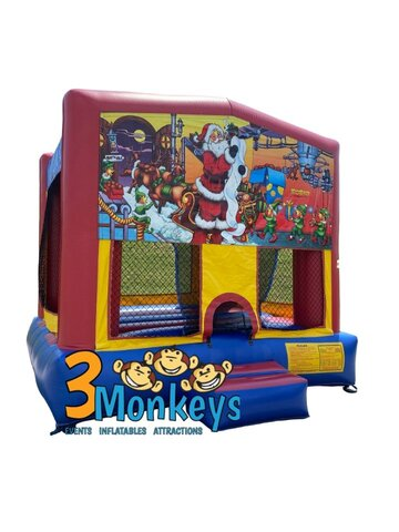 Holiday Bounce House (#25)